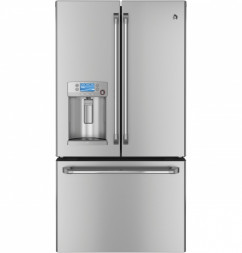 Один из самых интересных и удобных холодильников cfe28tshss